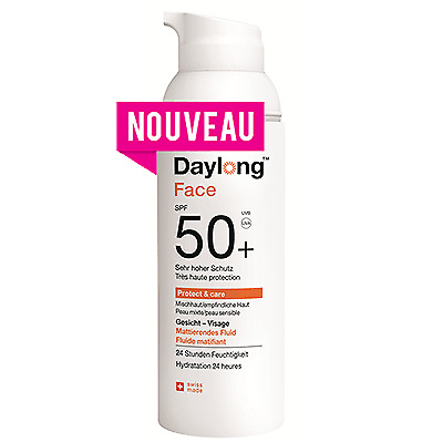 DAYLONG Face Protect & Care Fluide Matifiant SPF50+ 50ml