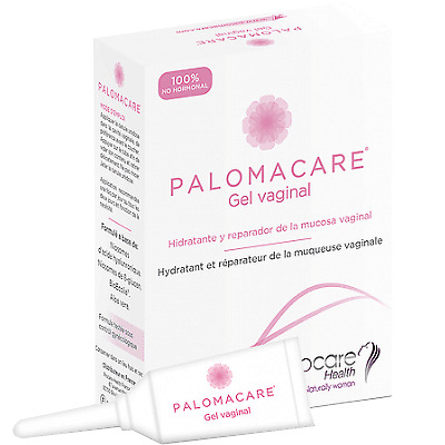 PALOMACARE Gel Vaginal 7 canules unidoses x 5ml