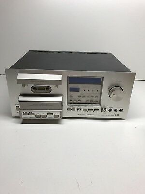 Vintage Pioneer CT-F900 Stereo Cassette Deck Tape Player
