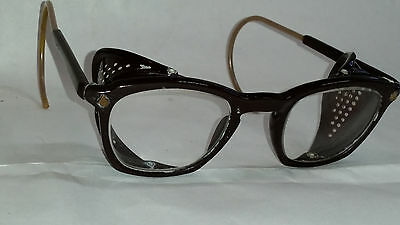 AO American Optical Safety Glasses Goggles Motorcycle Steampunk Ultrascopic (B2)