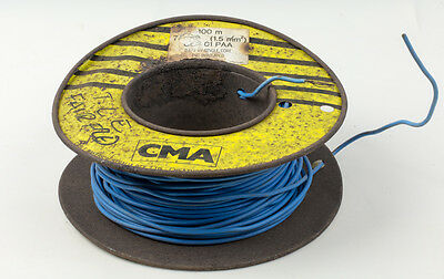 Building Wire Electrical Cable 7/0.50 1.50mm2 0.6/1 KV PVC Blue Australian Made