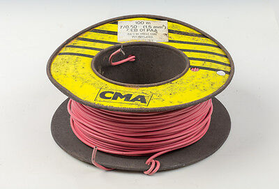 Building Wire Electrical Cable 7/0.50 1.50mm2 0.6/1 KV PVC Australian Made