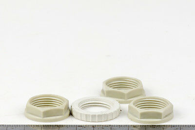22 mm Nut for Conduit Adapter NYLON SUPER STRONG Nut for 22mm Conduit Fitting