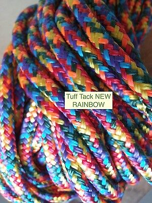 Tuff Tack Equestrian 100% Polyester Double Braid Rope
