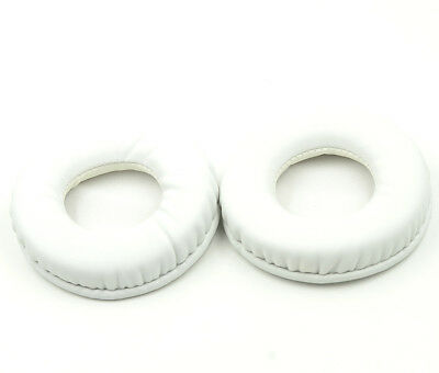 White Replacement ear pad earpads Cushion for Sony MDR-V55 V 55 V55BR headphones