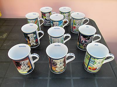 Pillsbury Doughboy Cups/Mugs You Pick The Ones You Want $10.00 Each  a