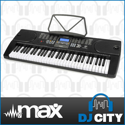 MAX KB1 61 Keys Electronic keyboard Electric Piano w/ 255 Rhythms + Timbres
