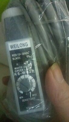 Origina WEILONG KS-WG22 Color beacon sensor 6months warranty