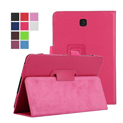 Folio Leather Stand Magnetic Tablet Case Cover For Samsung GALAXY TAB A 8.0 T350