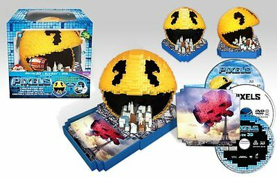 Pixels - Limited Collectors Edition (Blu-ray+DVD)