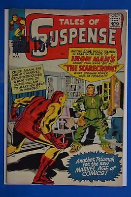 Tales Of Suspense # 51 : Fine- : Mar 1964 : (Marvel Comics). {Comic Books}