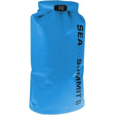 Sea to Summit Stopper Dry Bag 65L BLUE Ultra Light Waterproof Bag-Skiing Boating