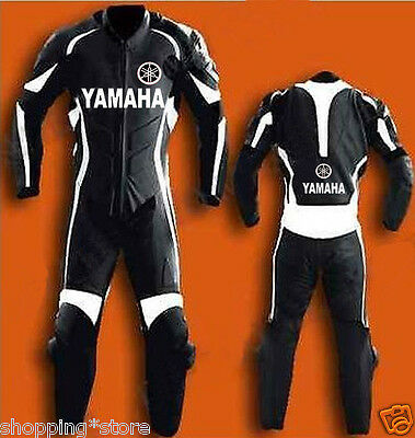 Yamaha Leather Suit Motorcycle Leather Suit Motorbike Leather Jacket Trouser