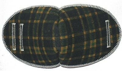 Medical Eye Patch for Glasses, TARTAN - Regular, Sold to the NHS