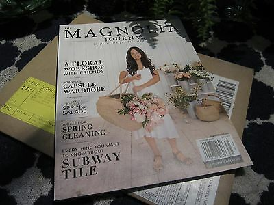 The Magnolia Journal  Chip & Joanna Gaines Fixer Upper Magazine Issue 2