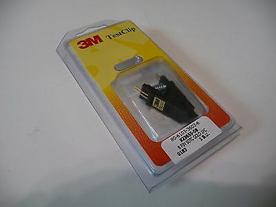 """3M 923655-08 8-Pin Test Clip Gold Soic .15"""""""