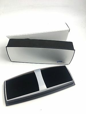 Silver Black Cross Pen Presentation Box with protective card sleeve