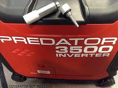 Predator 3500 Watt Inverter Generator Oil Fill Drain Plug Combo Kit  **usa**