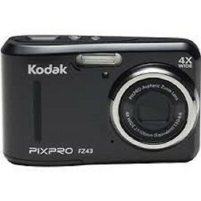 Kodak FZ43-BLK  PIXPRO FZ43 Digital Camera  16.15 Megapixels and 4x Optical Zoom