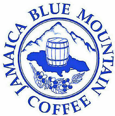 100% Jamaican Blue Mountain Peaberry Coffee Whole Beans Fresh Roasted Daily 1LBS
