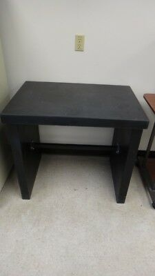 """Granite Anti-Vibration Table - Scale Bench 24x35x31 2.5"""" Thickness"""