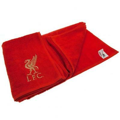 Liverpool F.C. Embroidered Towel