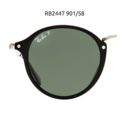 Ray Ban Rb 2447 Replacement Original Lenses Ray Ban Rb 2447 Lenti Di Ricambio
