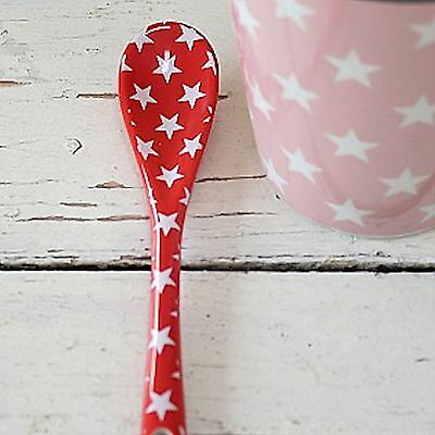 Porcelain spoon