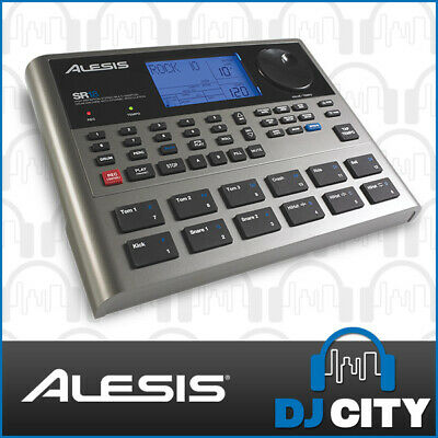SR18 Alesis Portable Drum Machine with FX - DJ City Australia