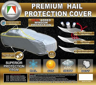 AUTOTECNICA 35/178 HAIL PROTECTION  4.00M Car Cover < Bumper to Bumper >