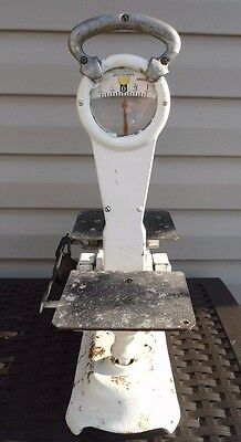 Vintage Detecto-Gram Scale - Nice Condition - With Handle