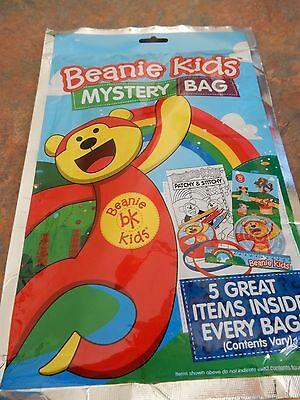 Beanie Kids Mystery Bag New Sealed