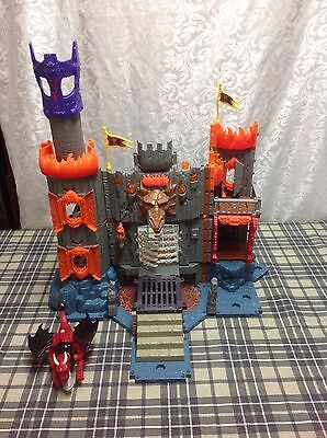Fisher Price Imaginext system; Dragomont Fortress