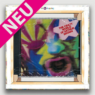 1991 (Cd) The Crazy World Of Arthur Brown (Neu & Ovp)