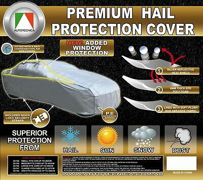 Autotecnica 35/146 New Hail Protection  4.9M Car Cover New Window Protection