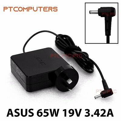 19V 3.42A Genuine AC Laptop Adapter Charger Asus Ultrabook Zenbook UX32 UX42