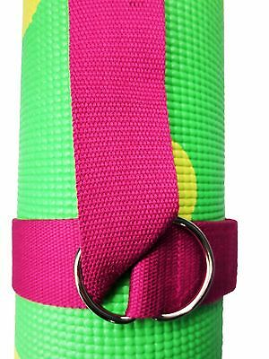 PureWater Fitness yoga strap