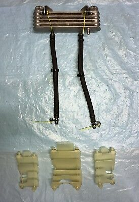 2004 Honda TRX450R TRX 450R Engine Oil Cooler Radiator Air Shrouds Lines 04-05