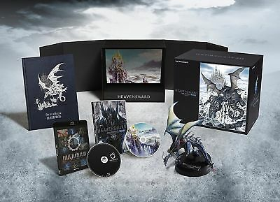Final Fantasy XIV Heavensward Collector's Edition PC-Game Windows Japan #Track