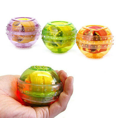Wrist Muscle Trainer Relax Force Power Exercise Strengthen LED Ball Sports Tools