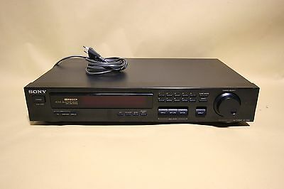 Sony ST-S415 FM Stereo AM Tuner (1994) - 0014HL