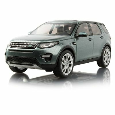 Genuine Land Rover Discovery Sport 1:43 Scale Model in Corris Grey