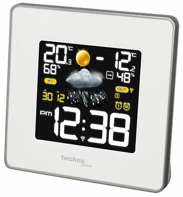 Technoline Premium LED-Wetterstation WS 6440