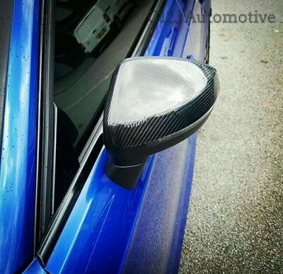 Audi A3/s3/rs3/8V Carbon Fibre Replacement Wing Mirror Covers