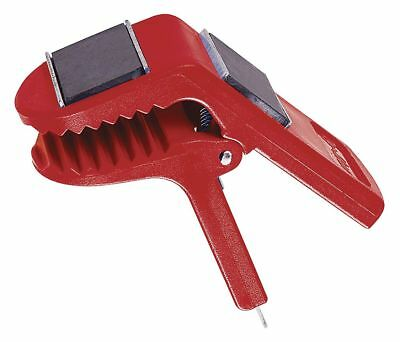Shur-line Paint Can Clip, Red, Plastic, 2in. L Red  Plastic  1889670