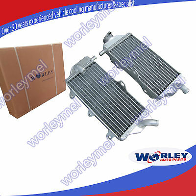 For YAMAHA YZ250F radiator 2010 2011 2012 2013 RACING Aluminum