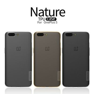 Nillkin Nature Non-toxic Slim Soft TPU Back Case Clear Cover For Huawei Honor9