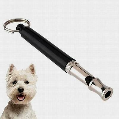 Professional Dog Training Whistle, Adjustable Ultrasonic High Pitch Frequency UK