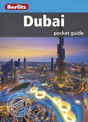 Berlitz: Dubai Pocket Guide (Berlitz Pocket Guides), Berlitz, New Book