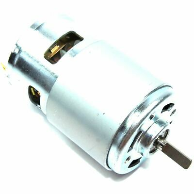 24V DC Motor 21000RPM CNC Spindle Collet Arduino Pi Driver Flux Workshop